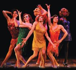 La Cage Aux Folles 2008 revival, London
