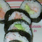 smoked-salmon-sushi-roll