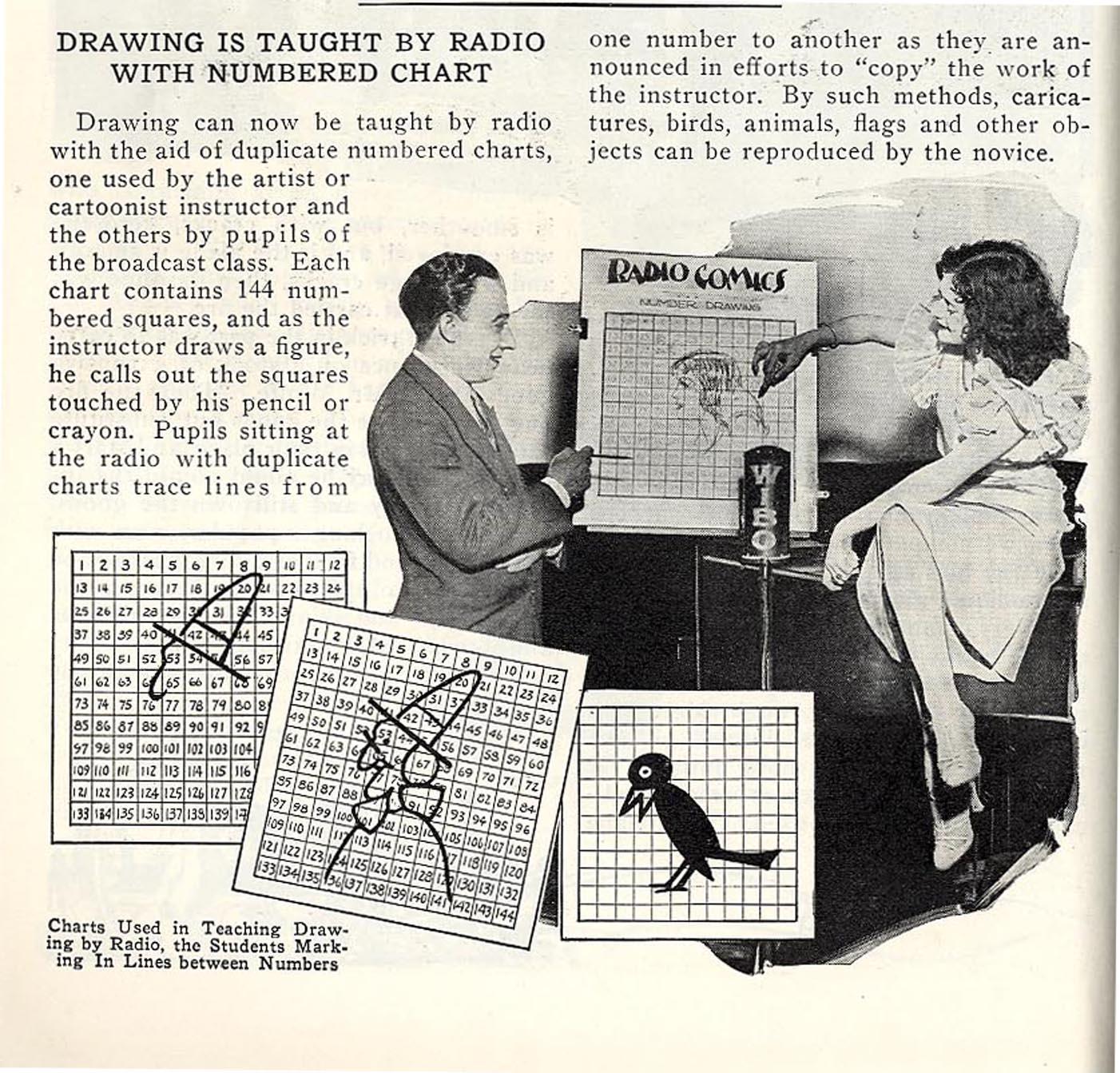drawingbyradio